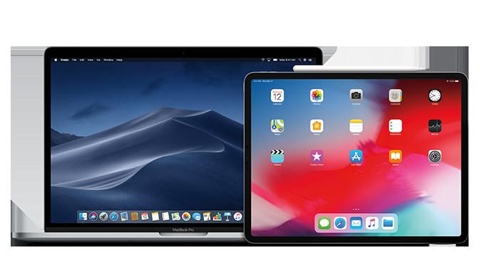 Mac e iPad