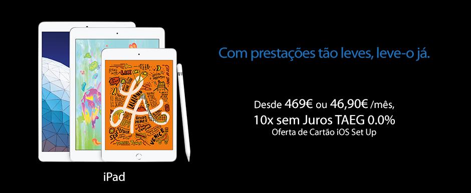 iPad - 10x + iOS Set Up