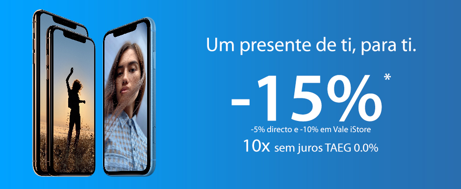 iPhone -15%